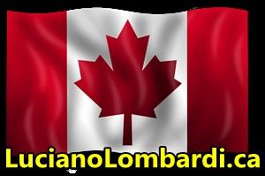 Luciano Lombardi Canadian Site